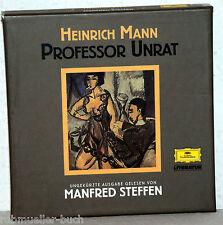 Heinrich Mann - Professor Unrat - Leído de Manfred Steffen