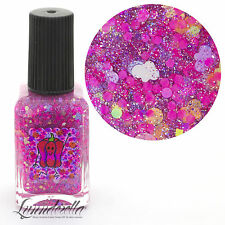 Lynnderella Mystery Polish—Hot Pink Pepper Mystery