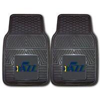 Brand New NBA Utah Jazz Car Truck Front Heavy duty All Weather Rubber Floor Mats