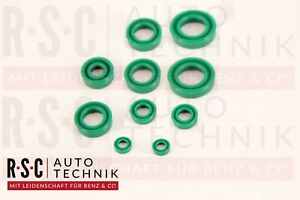 Mercedes R230 rebuilt kit seal kit for all hydraulic roof cylinders 2003-2011