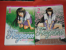 FRAGRANCE- sailor fuku- MINISERIE COMPLETA N°1/2- sailor RYO YUUKI-MANGA J POP -