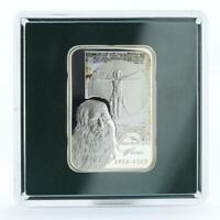 Andorra, 10 dinars, Da Vinci, Mona Lisa, painting, silver coin, 2008