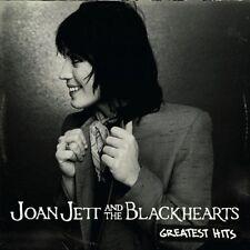 JOAN JETT & THE BLACKHEARTS - GREATEST HITS (CD) Sealed