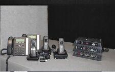 LG-Ericsson iPECS LIK-SLTM4 MFIM50A LIK-300 Complete Phone System-Gigaset E630A