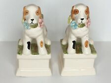 Dog Bookends By Dana Gibson
