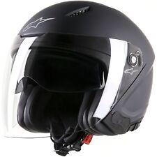 Helm Alpinestars Novus Solid Black/matte Schwarz/matt Gr. M
