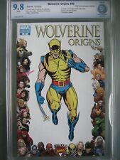 Wolverine Origins #39 70th Anniversary Herb Trimpe Variant CBCS 9.8 WP like CGC