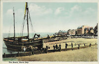 The Beach - HERNE BAY - Kent Original Postcard (PCA)