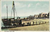 The Beach - HERNE BAY - Kent Original Postcard (PCA)