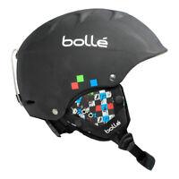 Bolle B-Free Junior Ski Helmet - Black (NEW)