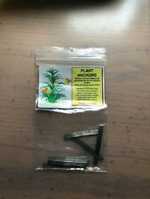 Pack of 10 Lead Weights Anchors for Live Aquarium Plants Buy 2 Get 1 Free