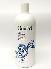 Ouidad Curl Quencher Moisturizing Shampoo for Dry Curly Hair 33.8 oz