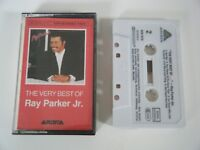 RAY PARKER JR. THE VERY BEST OF CASSETTE TAPE ARISTA 1982