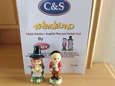 Wade Whimsie Child Studies English Boy And Welsh Girl Le 250