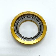 Chris King InSet Universal Bearing Cup- Gold- 44mm #