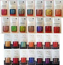 CND Laca UV elija su color de esmalte de uñas 7.3 Ml 100% Auténtico
