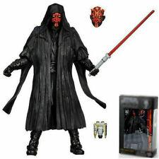 """6"""" Negro Figura De Star Wars Darth Vader Boba Fett Stormtroope Toys"""