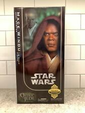 Sideshow Collectibles Order Of The Jedi Star Wars Mace Windu 1/6 NRFB