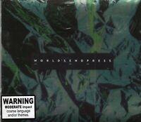 Worlds End Press - Worlds End Press (2013 CD) Digipak (New & Sealed)