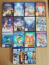 DVD Sammlung 14 Kinderfilme