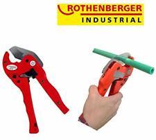 Cesoie per tagliare tubi in plastica di sezione fino a 42 mm, Pinza in acciaio