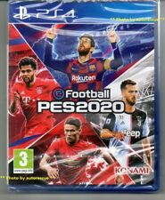 eFootball PES Pro Evolution Soccer 2020  'New & Sealed'  *PS4(Four)*