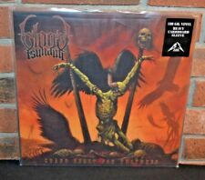 BLOOD TSUNAMI - Grand Feast For Vultures, Limited 1st Press 180G RED VINYL New!