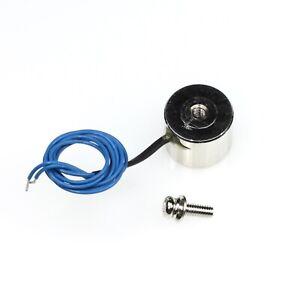 Elektromagnet / Electromagnet, Haltekraft 2,5 kg, 4-6V, z.B. für Arduino