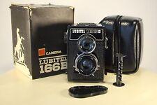 LOMO! Lomography Lubitel 166 B  medium format Film camera/made in USSR
