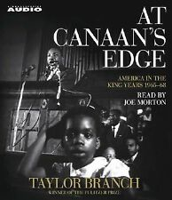 NEW - At Canaan's Edge: America in the King Years, 1965-68