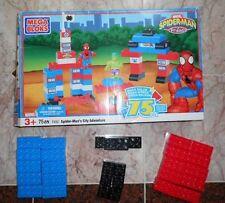 Retired Mega Bloks Spider-Man & Friends Super Set Building Set #1992