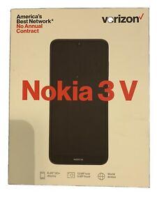 Nokia 3 V - 16GB - Blue (Verizon) (Single SIM)