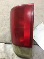 OEM 96 97 98 99 00 01 OLDS BRAVADA Left Tail Light Assembly TESTED AA8035 WJ6C6