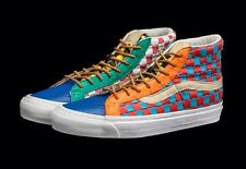 Vans Vault OG Sk8-Hi LX 50Th Checkered passé collection taille 9 RARE!!!