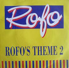 """7"""" 1988 RARE IN MINT- ! ROFO : Rofo´s Theme 2"""