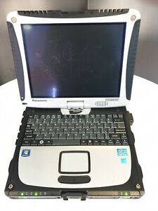"Panasonic Toughbook CF-19 CPU i5@ 1.20GHz  14""  4GB 160GB  Win 10 Pro"