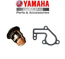 Yamaha Genuine Outboard Thermostat & Gasket 9.9hp-15hp 2-Stroke (6E5-12411-30)