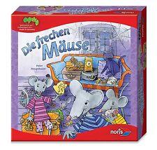 LOT 27483 | Die frechen Mäuse Kinderspiel ab 5 Jahren von Noris NEU in OVP