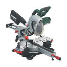 Metabo 1500W 216mm Sliding Compound Mitre Saw KGS 216 M 619260190
