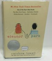 Eleanor and Park by Rainbow Rowell Hardcover #1 New York Times Best Seller