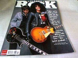 1 Classic Rock Magazine Summer 2011 Issue 160 - Slash Cover- Pink Floyd Et al.