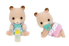 Sylvanian Families Twins Set 5123 Hamster Twins /3+ Brand New In Box