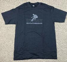 Stussy Vintage  T Shirt Adult Medium New Without Tag Retro Vtg Single Stitch