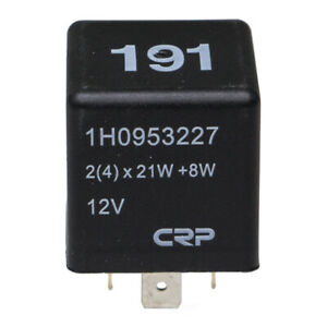 Hazard Warning and Turn Signal Flasher|CRP ELR0098P - 12,000 Mile Warranty