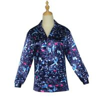 Stranger Things Season 3 Cosplay Costume Eleven 11 Shirt Blue T-Shirt Tee Tops