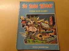 STRIP / DE RODE RIDDER 10: STORM OVER DAMME | 1ste druk