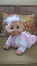 "RUSS Troll 10"" Doll Baby Giggles and Original Outfit"