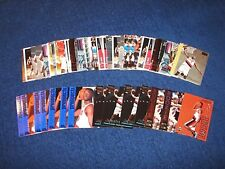 JERMAINE O'NEAL PORTLAND TRAIL BLAZERS RC ROOKIE LOT OF 61 CARDS (A17-5)