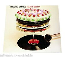 "THE ROLLING STONES - LET IT BLEED - 12"" VINYL LP / RECORD / 180g - SEALED & MINT"