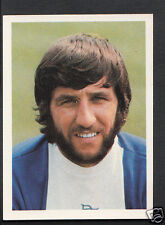 Football Sticker- Panini - Top Sellers 1977 - Card No 35